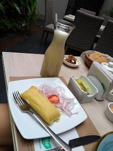 Panera Café 2