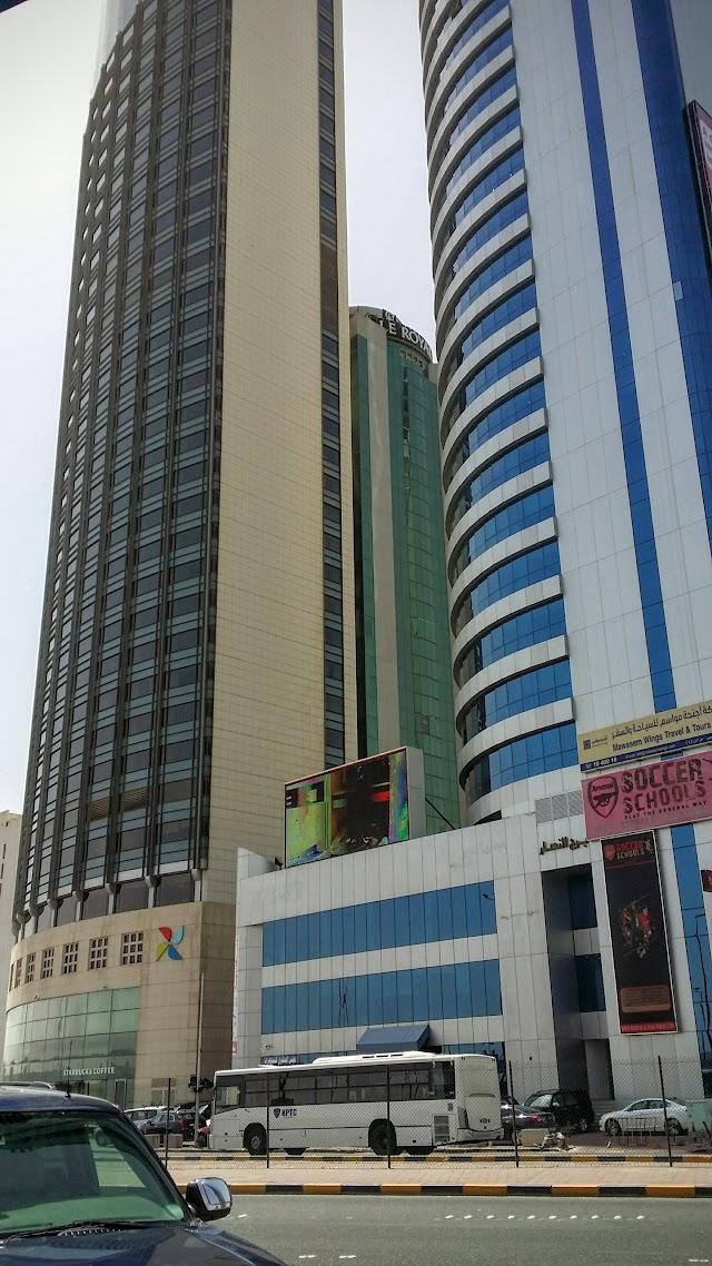 LE ROYAL TOWER & HOTEL KUWAIT KWT