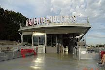 Bateaux Mouches, Paris, France
