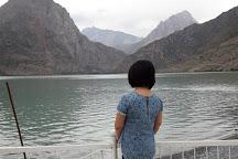 Iskanderkul Lake, Sughd Province, Tajikistan