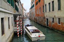 Rio Del Greci, Venice, Italy
