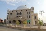 Вторая Центральная Мечеть, улица Гамзата Цадасы, дом 37В на фото Каспийска