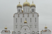 Holy Trinity Cathedral, Magadan, Russia