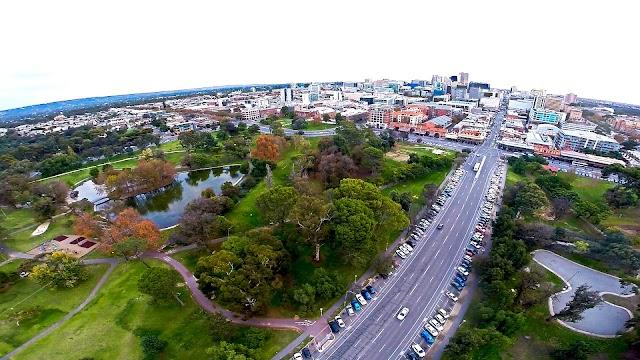 Parks Adelaide