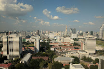 Chamchuri Square, Bangkok, Thailand