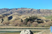 Cardrona Bra Fence, Cardrona, New Zealand