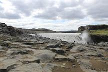 Dettifoss Waterfall, Lake Myvatn, Iceland