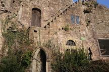 Usk Castle, Usk, United Kingdom