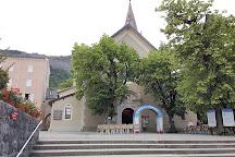 Sanctuaire Notre-Dame du Laus, Saint-Etienne-le Laus, France