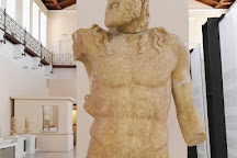 Museum of the History of the Olympic Games of antiquity, Olympia, Greece