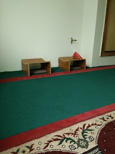 Bibi Ayesha Masjid abbottabad