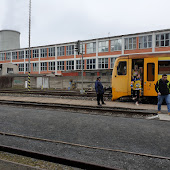 Train Station  Zlin Stred
