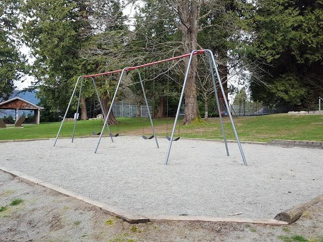 Whytecliff Park Playground