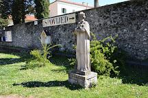 Perivoj Gospe Trsatske, Rijeka, Croatia