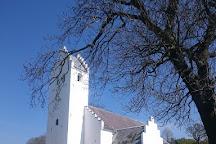 Bregnet Kirke, Roende, Denmark