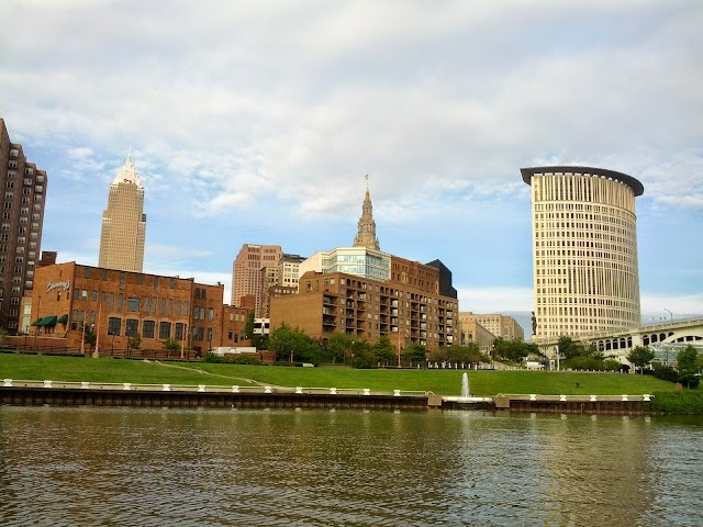 Cleveland OH downtown
