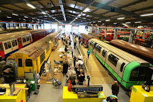 London Transport Museum Depot, London, United Kingdom
