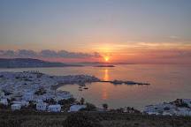 Castle Panigirakis, Mykonos, Greece