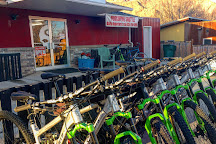 Double Down Bike Shop, Moab, United States