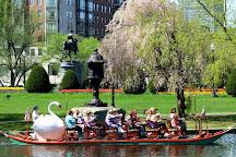 Swan Boats, Boston, United States