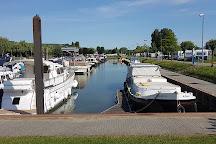 Minnewaterpark, Bruges, Belgium