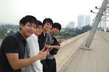 Seri Saujana Bridge, Putrajaya, Malaysia