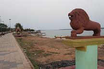 Rajiv Gandhi Beach, Yanam, India