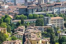 La Citta Alta, Bergamo, Italy