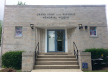 Grand Army of the Republic Memorial Museum, Springfield, United States