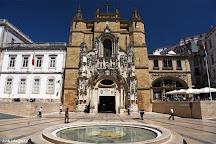 Igreja e Mosteiro da Santa Cruz, Coimbra, Portugal