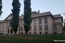 Croatian State Archives, Zagreb, Croatia