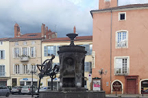 The Clock Tower, Issoire, France