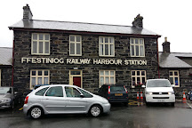 Ffestiniog & Welsh Highland Railways, Porthmadog, United Kingdom