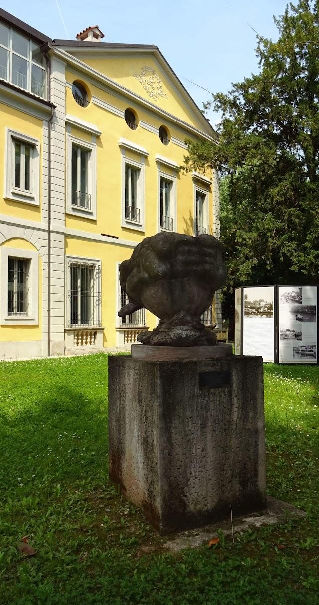 Villa di Breme Gualdoni Forno