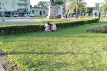 Plaza Artigas, Salto, Uruguay