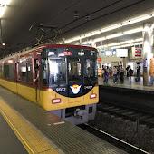 Станция  Kyobashi(Osaka)
