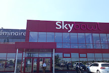 Skybowl, Tours, France