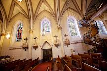 Loretto Chapel, Santa Fe, United States