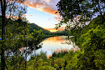 Rotokare Scenic Reserve, Eltham, New Zealand