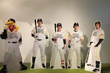 OH Sadaharu Baseball Museum, Chuo, Japan