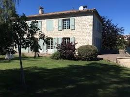 La Maison DAllegreGite Grande Capacite Grand Gite Puy En Velay Chaise Dieu Auvergne