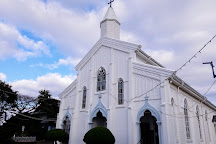 Mizunoura Church, Goto, Japan