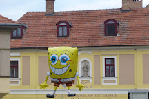 Dobo Square, Eger, Hungary