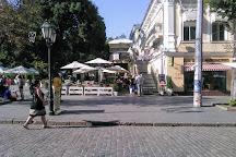 Odessa Tourist Information Center, Odessa, Ukraine