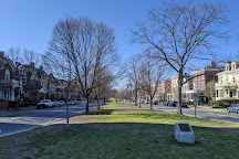 Monument Avenue, Richmond, United States