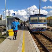 Железнодорожная станция  Zličín