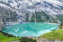 Oeschinen Lake, Kandersteg, Switzerland