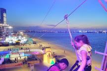 Corniche Beach, Abu Dhabi, United Arab Emirates