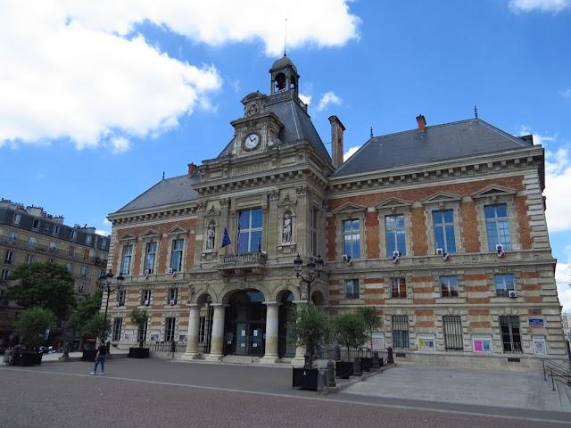 19021-Mairie du 19ème