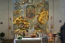 Santuario della Madonna del Divino Amore, Rome, Italy